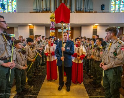 Palm Sunday at American Czestochowa