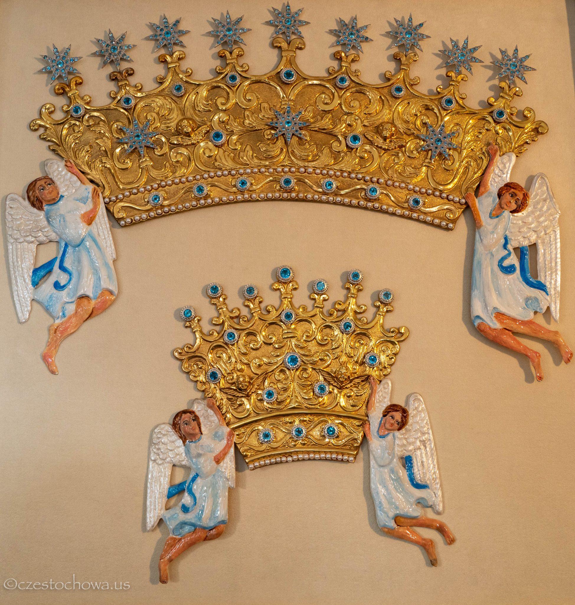 Zaproszenie na Koronacje Ikony Jasnogórskiej w Amerykańskiej Częstochowie