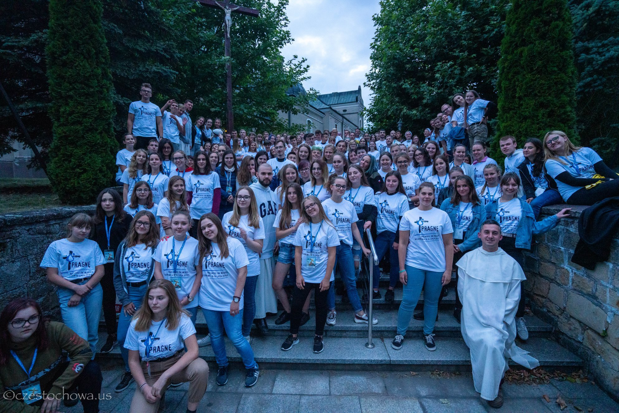 Youth Group Pilgrimage to Poland