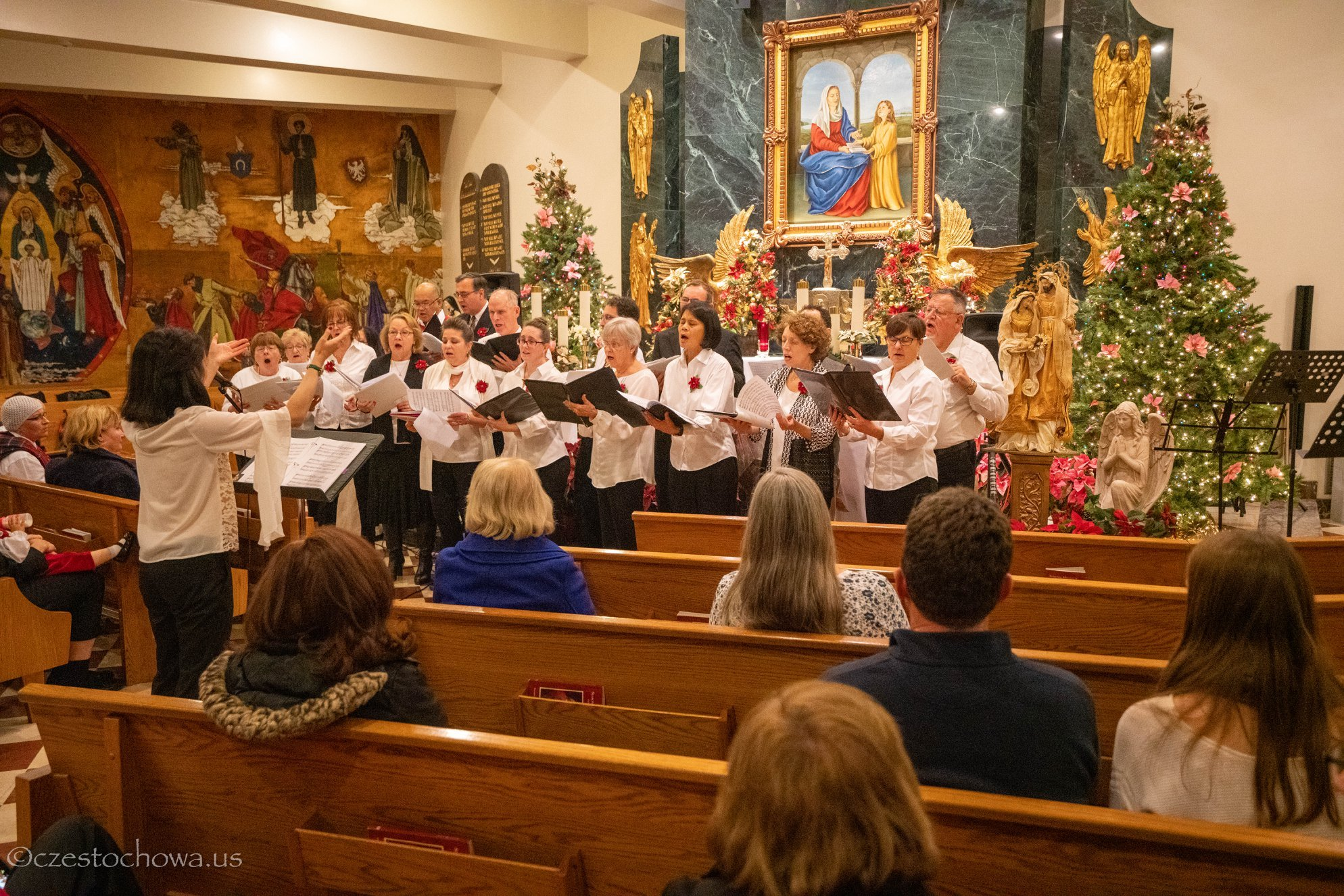 Christmas Concert at American Czestochowa