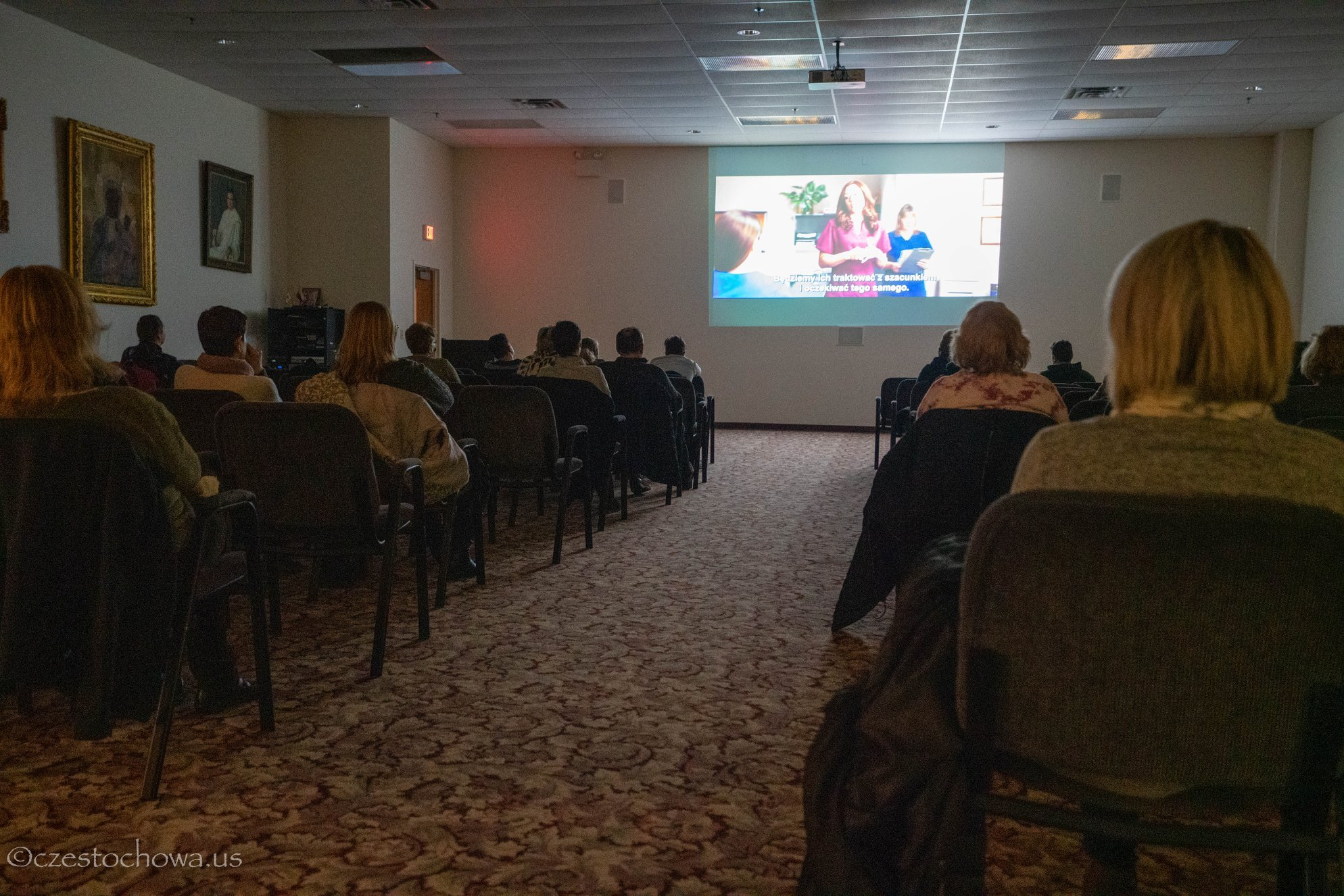 """Unplanned"" – movie screening"