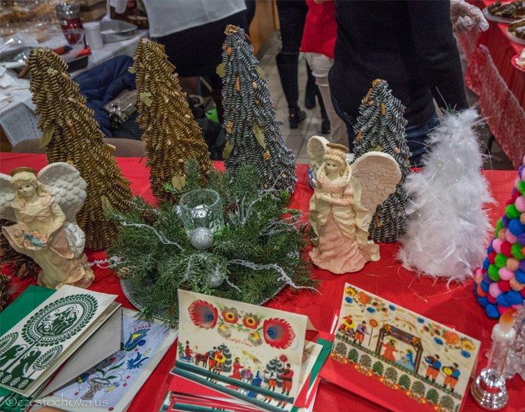 Christmas Bazaar & St. Nicholas at American Czestochowa