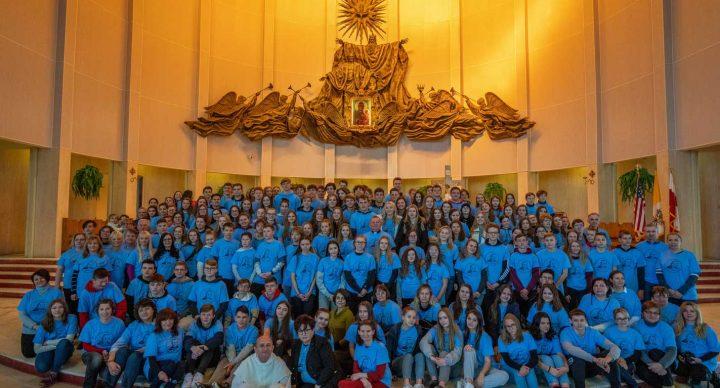 Polish School Youth Retreat