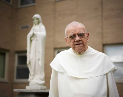 Death of Fr. Lucius Tyrasinski OSPPE