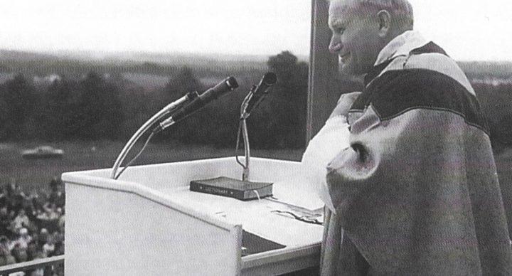Kardynał Karol Wojtyła w Amerykańskiej Częstochowie