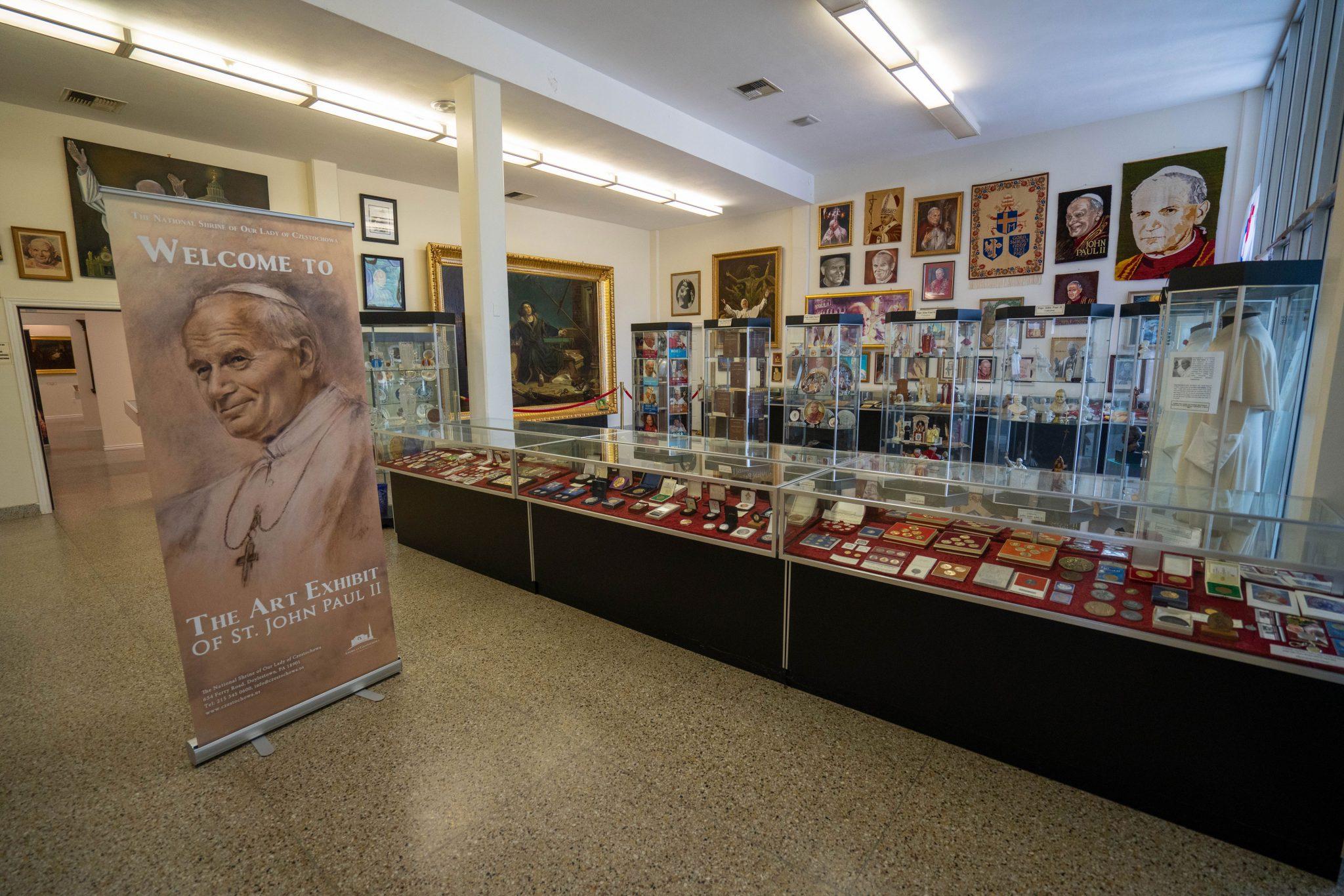 Obchody 100. Rocznicy Urodzin Św. Jana Pawła II w Amerykańskiej Częstochowie
