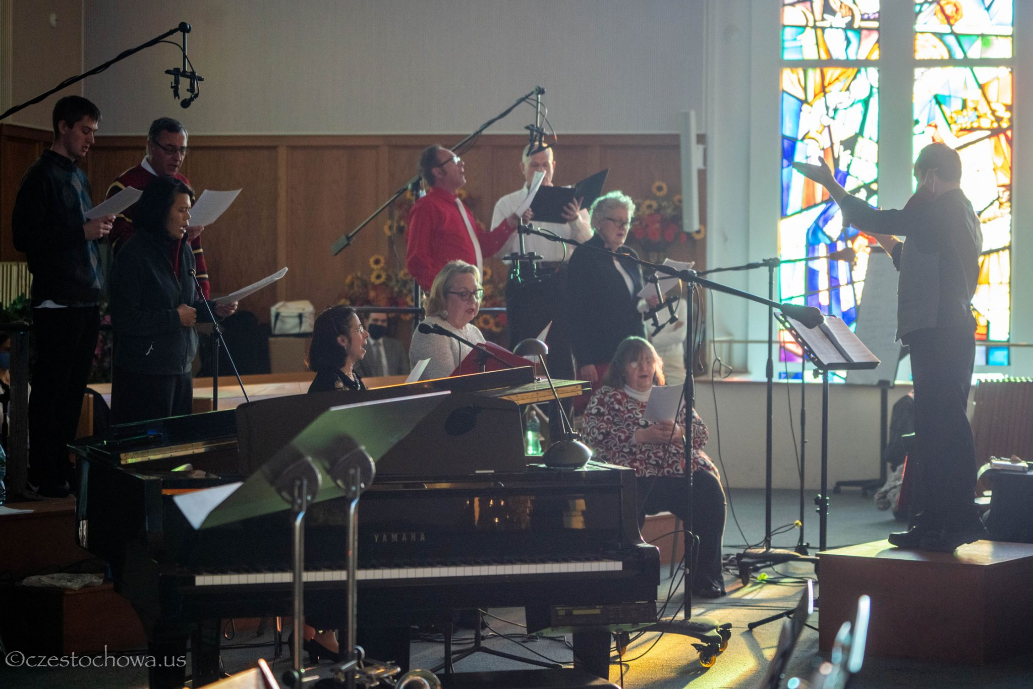 Christmas Concert in American Czestochowa