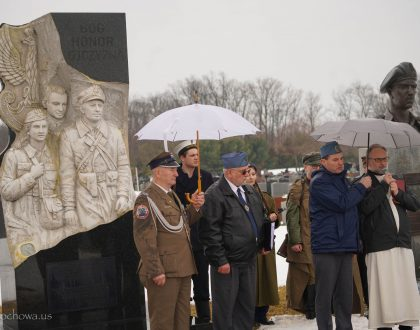 Dzień Żołnierzy Wyklętych w Amerykańskiej Częstochowie